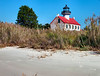 The lighthouse first went into operation sending out its light on September 10, 1849.