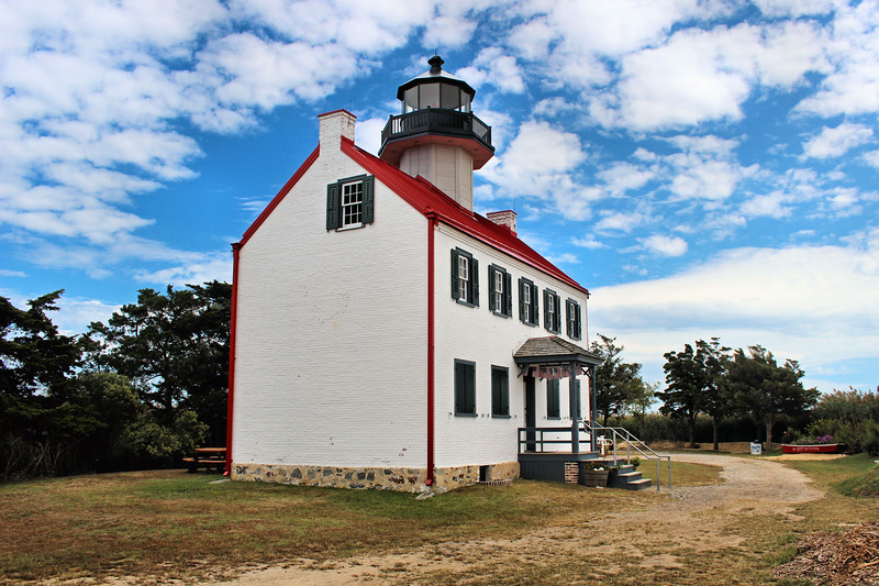 After the automation of the light the Lighthouse Service employed a custodian who was paid $1 annually who was allowed to live in the lighthouse.  They were to maintain the lighthouse grounds and report any issues which occurred with the light.