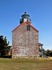 In 2016 another round of restoration was funded by the Federal Highway Administration and the New Jersey Historic Trust.  It replaced the roof, painted the exterior and renovated the interior.  This lighthouse has certainly come a long way!