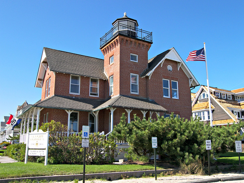 Tragedy struck in July 1931 when Edith Lake passed away.  Pappy took a two week leave, and when he returned he gave notice of his intent to retire.  Pappy Lake retired after 14 years as the Keeper of the Sea Girt Lighthouse on October 29, 1931.