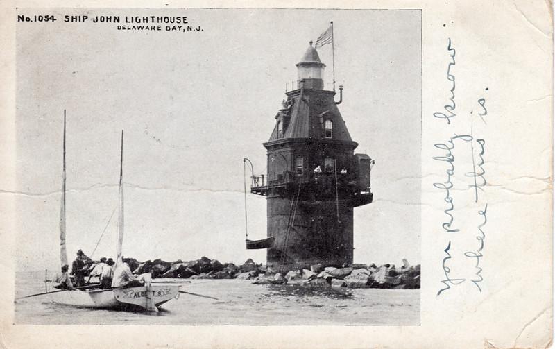 Ship John Shoal Light003