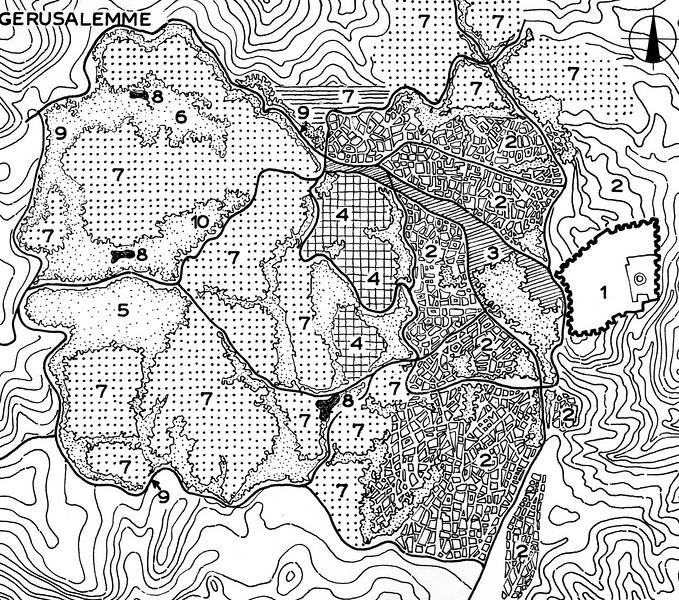 Jerusalem Masterplan