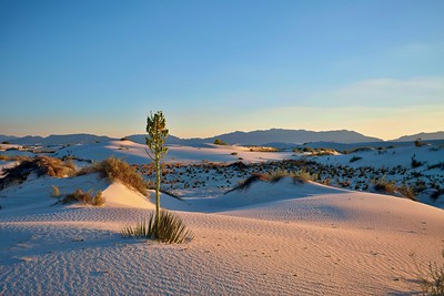 White Sands - Sunset Hike