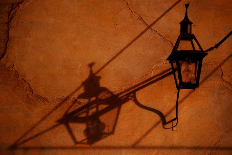 French Quarter Lamp