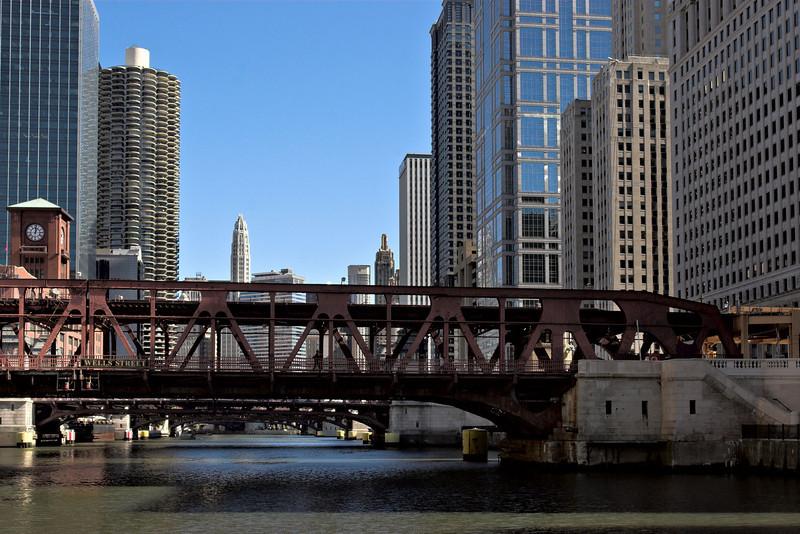 Architecture: Chicago River
