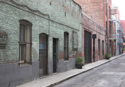 Gold Alley
