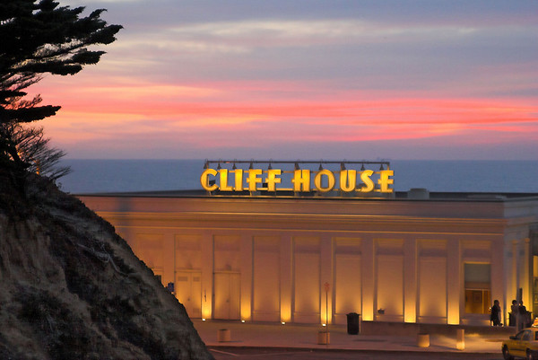 San Francisco: Cliff House