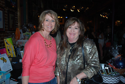 Teresa Lollis and Susan White