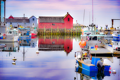 Rockport Reflections