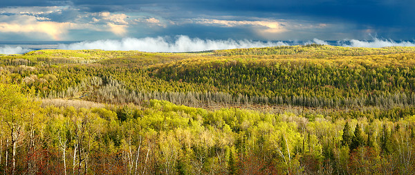 Coming & Going - Mt. Maud (Grand Portage Indian Reservation)