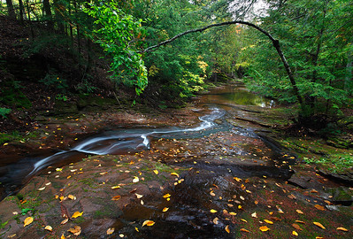 Slither - Little Iron River (Porcupine Mountains State Park)
