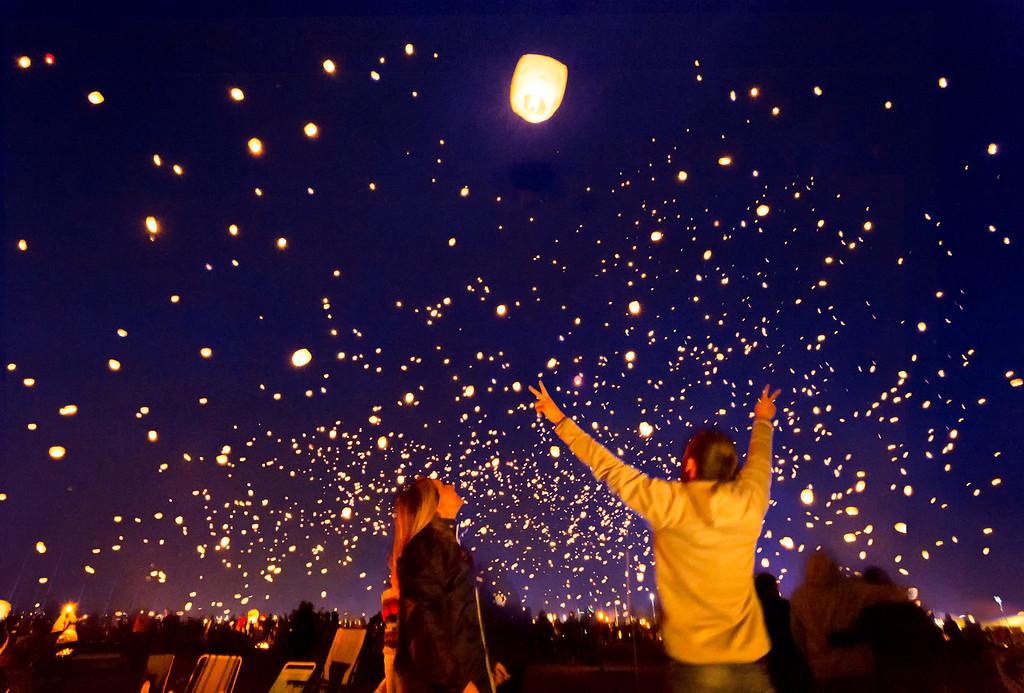 Salt Lake City | The Lantern Fest