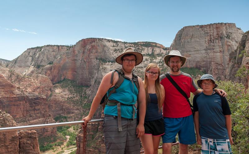 July: Zion National Park