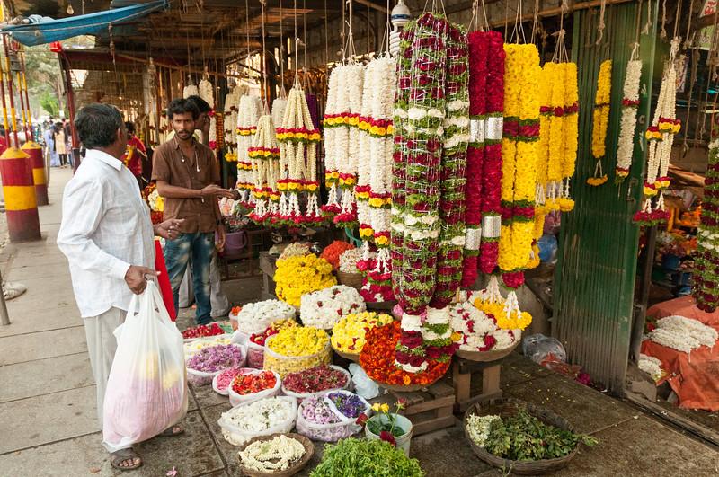 January: Bangalore, India