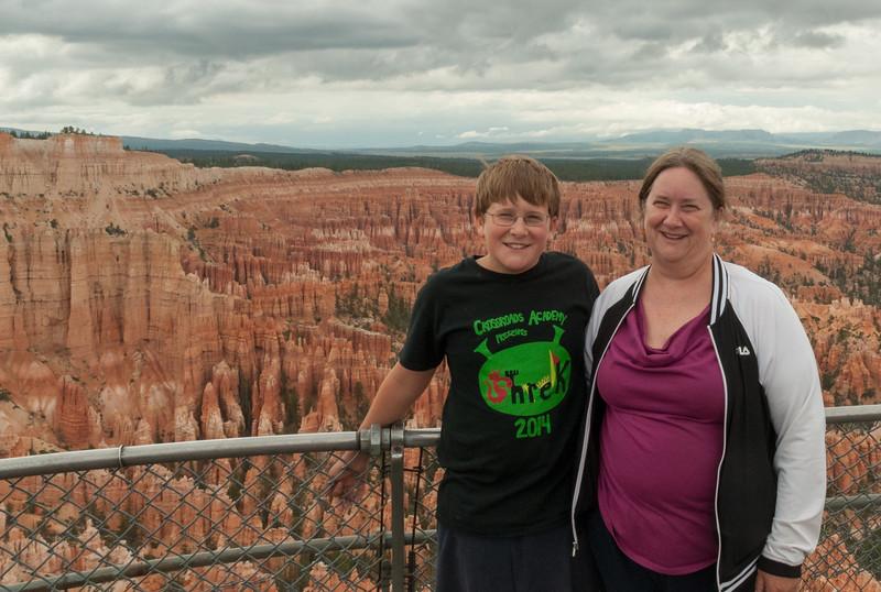 July: Bryce Canyon National Park