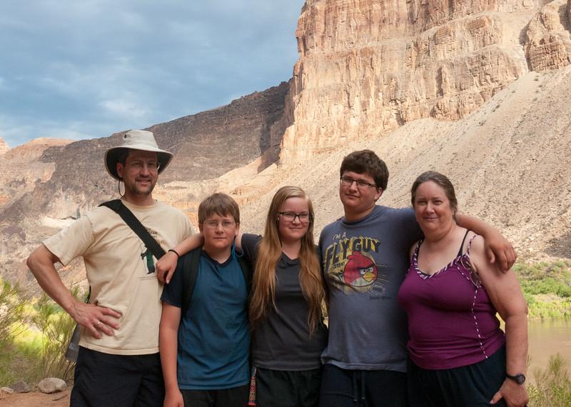 June-July at Grand Canyon