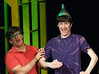John performed in the HHS musical production of the Wizard of Oz.