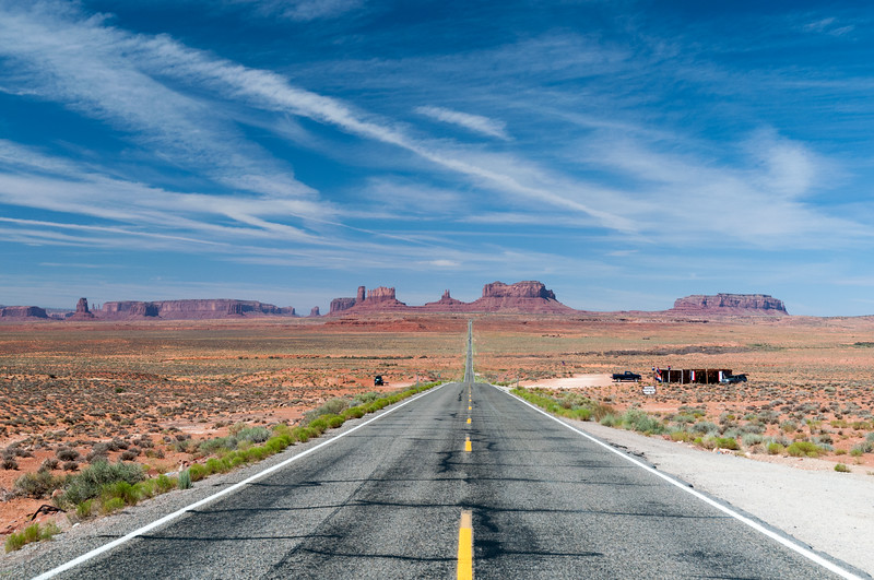 July: Monument Valley