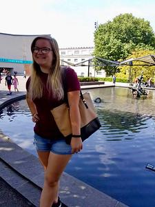 Mara spent a week in Zurich with her friend Alexis.
