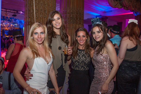 12Midnight - New Year's Eve at The Crystal Tea Room (Gallery A)