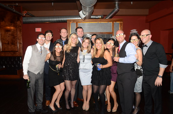 New Years Eve 2013 at Ladder 15!