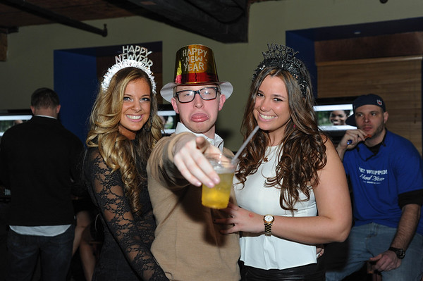 New Years Eve 2013 at Mad River Manayunk!
