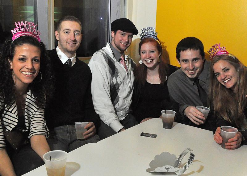 Dec 31, 2012 NYE2013 @Piazza