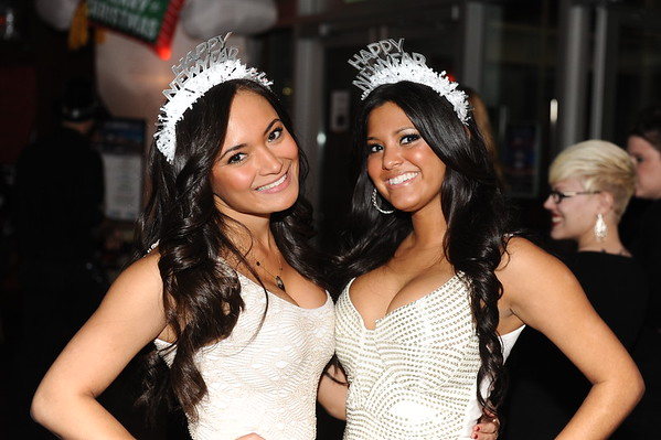 New Years Eve 2013 at XFINITY Live! (Gallery F)