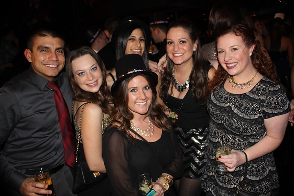 New Years Eve 2014 at Ladder 15