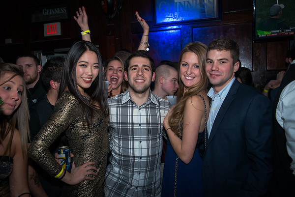 New Years Eve 2014 at McFadden's