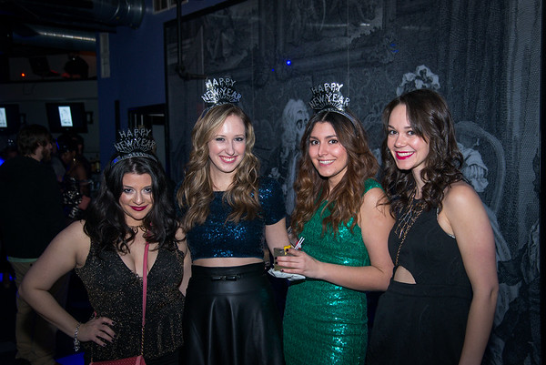 New Years Eve 2014 at Recess Lounge