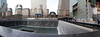 911 Memorial: Tower Two -West Panorama