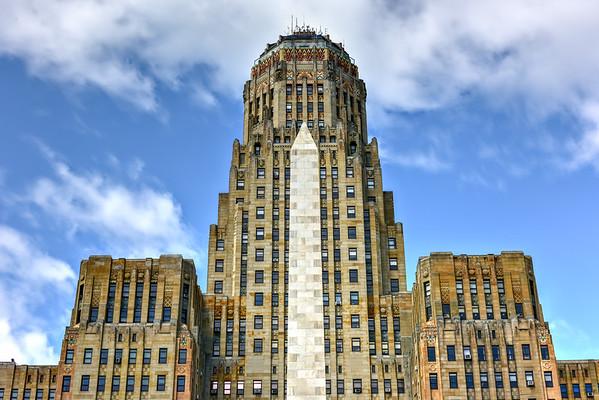 Niagara Square - Buffalo, New York