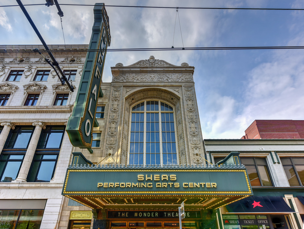 Shea's Performing Arts Center - Buffalo, NY