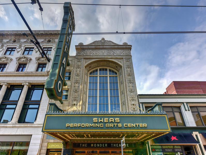 Shea's Performing Arts Center - Buffalo, NY