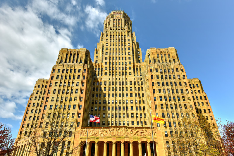 Buffalo City Hall - New York