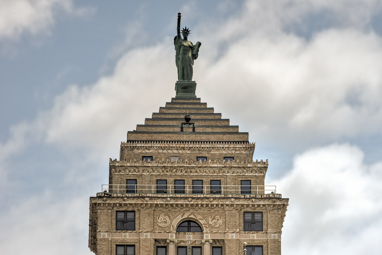Liberty Building - Buffalo, New York