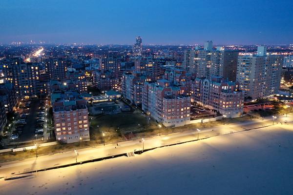 Coney Island Aerial