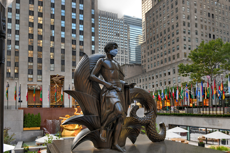 Rockefeller Center - New York City
