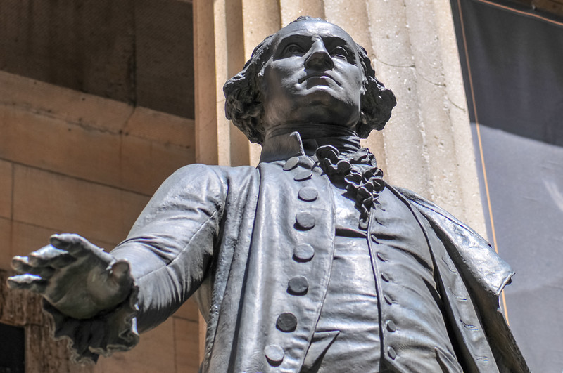 George Washington - Federal Hall