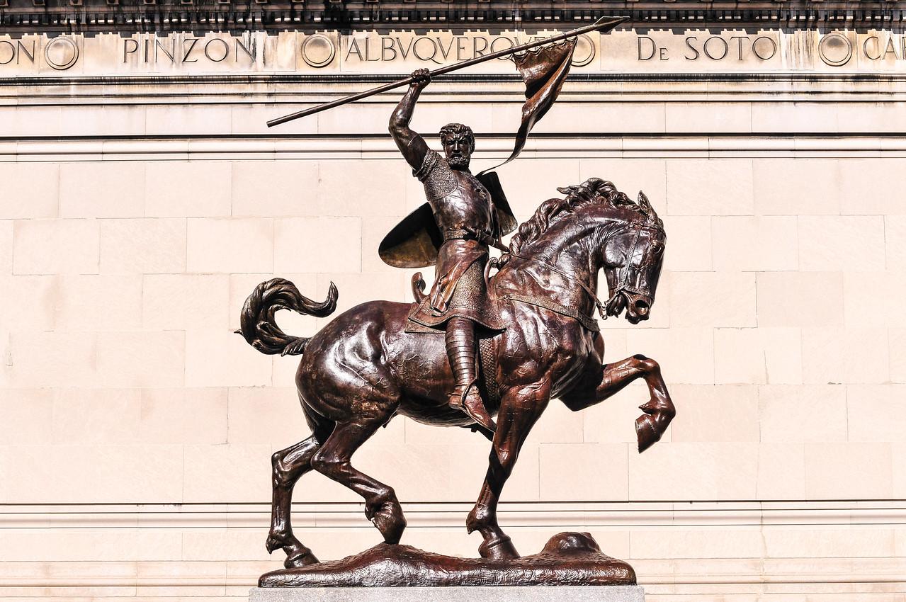 El Cid Equestrian Statue