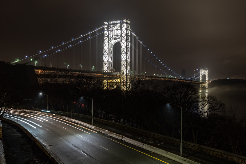 George Washington Bridge - NYC