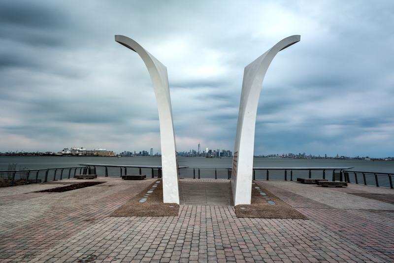 Postcards Memorial in Staten Island, NY