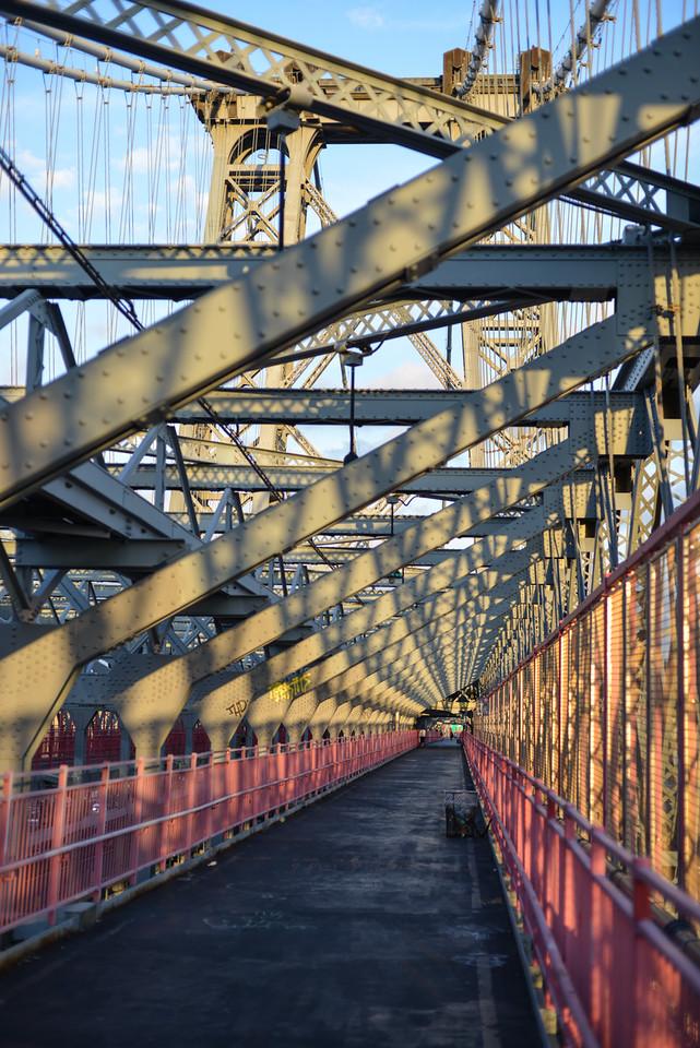 Williamsburg Bridge Walkway
