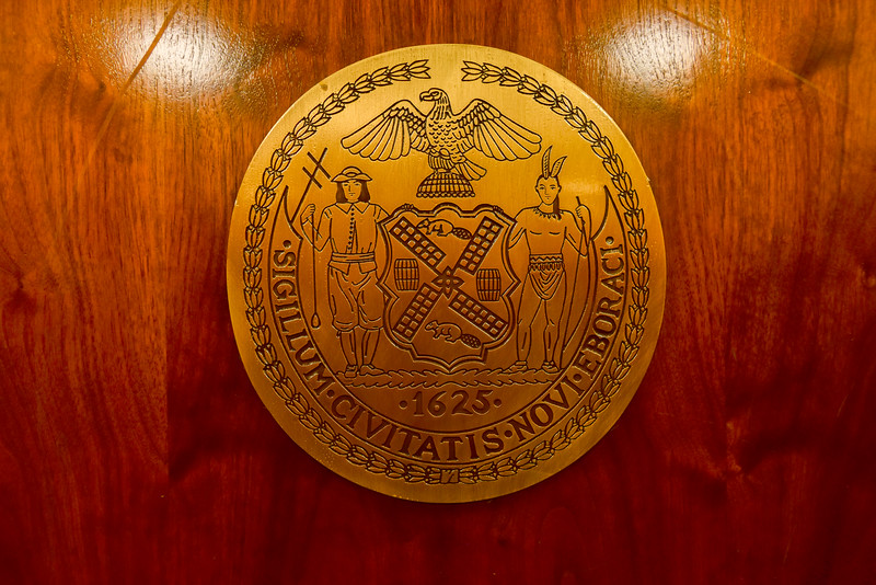 Seal of the City of New York