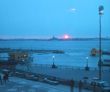 WFC sunset