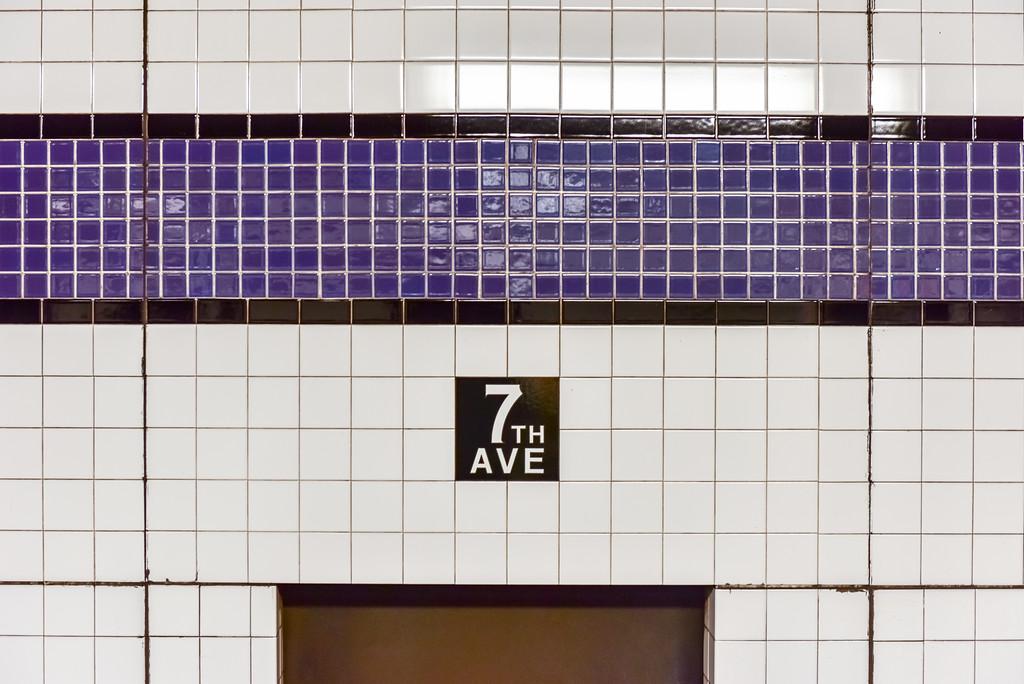 Seventh Avenue Station - New York City