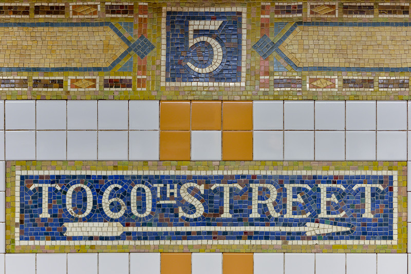 Fifth Avenue Subway Station, New York
