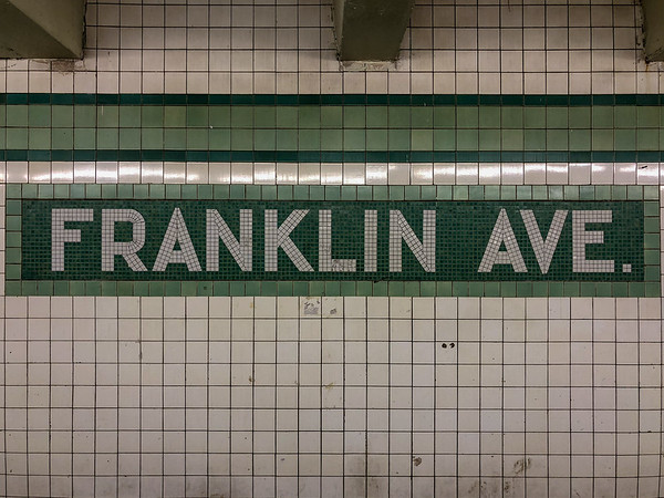 Franklin Avenue Subway Station