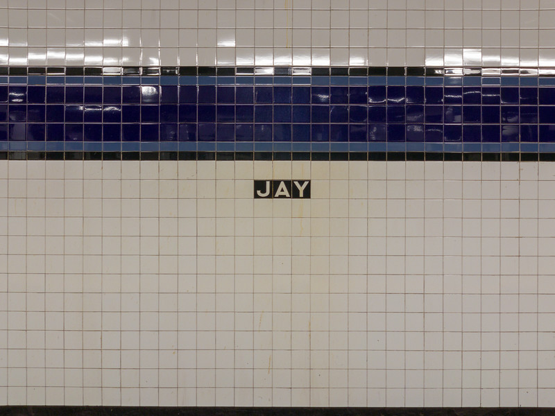 Jay Street Subway Station
